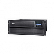 APC Smart-UPS X 3000VA Rack/Tower LCD 200-240V with Network Card (#SMX3000HVNC)